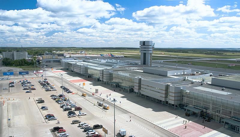 Такси Аэропорт Кольцово Екатеринбург